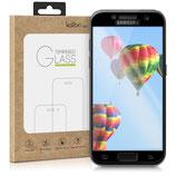 Kalibri Panzerglas Echtglas Samsung Galaxy A3 2017
