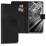Wallet Case Samsung Galaxy A70 Schwarz
