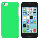 HARDCASE für das Apple iPhone 5C in Grün
