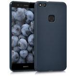 TPU Silikon Case Huawei P10 Lite Blau