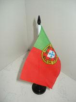 Tischfahne Portugal Fussball EM 2016