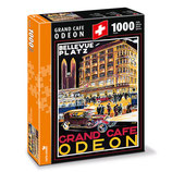 CARTA.MEDIA 7257 Puzzle Grand Café Odeon, Zürich