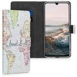 Wallet Case Samsung Galaxy A70 Travel