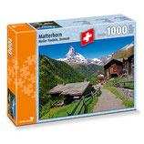 CARTA.MEDIA 7242 Puzzle Matterhorn 1000 Teile