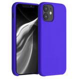 Case Hülle Apple iPhone 12 Mini Königsblau