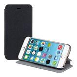 Flip Cover Apple Iphone 6 Plus Schwarz