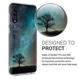 TPU Case Hülle Samsung Galaxy A30s Galaxie