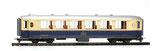 "Bemo 3272 122 RhB As 1142 Salonwagen ""Alpine Classic Pullmann Express"""