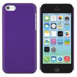 HARDCASE für das Apple iPhone 5C Violett