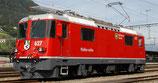 BEMO 1258 187 RhB Ge 4/4 II 627 Reichenau-Tamins ANALOG
