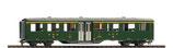 Bemo 3259 411 zb Historic A 181 Mitteleinstiegswagen 1.Klasse