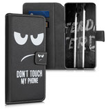 Wallet Case Samsung Galaxy A80 Dont Touch
