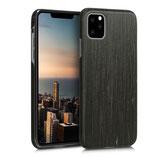 Holz Hülle Apple iPhone 11 Pro Max Lindenholz