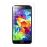 Display Schutz Folie für Samsung Galaxy S5 Kristall Klar