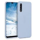 TPU Case Hülle Samsung Galaxy A30s Hellblau