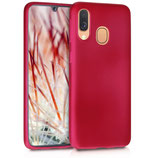 TPU Case Samsung Galaxy A40 Metallic Pink