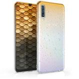 TPU Case Samsung Galaxy A50 Regenbogen
