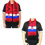 Schal Fanschal Kroatien WM 2014