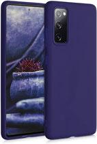TPU Case Samsung Galaxy S20 FE Deep Blue