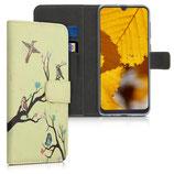 Wallet Case Samsung Galaxy A50 Vögel