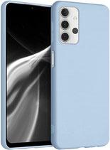 TPU Case Hülle Samsung Galaxy A32 Hellblau