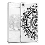 Crystal Case Sony Xperia XA Sonnenblume