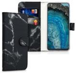 Wallet Case Samsung Galaxy A50 Marmor