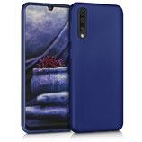 TPU Case Samsung Galaxy A50 Mettalic Blau