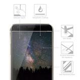 Panzerglas Displayschutz Huawei P9 Lite