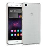 Flexibles Slim Case Huawei P8 Lite Schwarz
