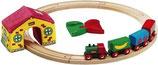 BRIO 33700 Mein erstes Eisenbahn-Set
