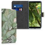 Wallet Case Samsung Galaxy A7 (2018) Dschungel