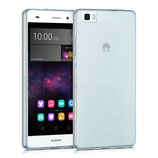 Flexibles Slim Case Huawei P8 Lite Blau