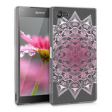 Crystal Case Sony Xperia Z5 Compact Herzmuster