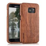 Rosenholz Hülle Samsung Galaxy S7