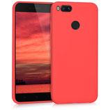 TPU Case Xiaomi Mi 5X / Mi A1 Rot