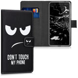 Wallet Case Hülle Nokia 5 Dont Touch