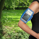 Sport Armband Samsung Galaxy A5 2016 Blau