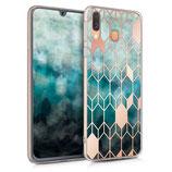 TPU Case Hülle Samsung Galaxy A40 Glory