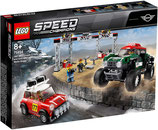 LEGO Speed Champions 75894 Mini Cooper S