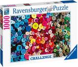 Ravensburger 16563 Challenge Knöpfe