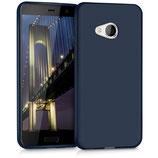 TPU Silikon Case Hülle HTC U Play Blau
