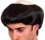 Perücke Mönch Kopfbedeckung Haar Glatze