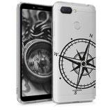 TPU Case Cover Xiaomi Redmi 6 Kompass
