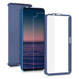 Komplett Hülle Huawei Nova 5T Blau