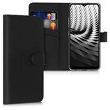 Wallet Case Hülle LG K41S Schwarz