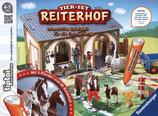Ravensburger 00707 - Tiptoi Tier-Set Reiterhof