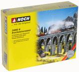 Noch 34860 Bruchsteinviadukt N