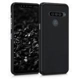 TPU Case Hülle LG G8s ThinQ Schwarz