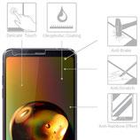 2x Panzerglas Displayschutzfolie LG G6